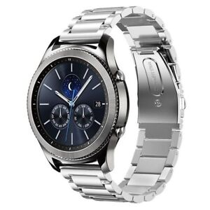 Samsung gear s3 like new with special metal band