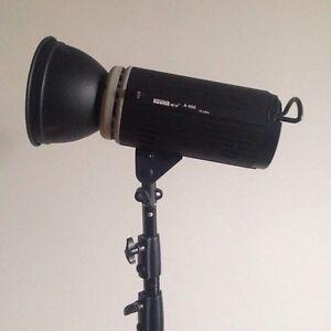Monolight Flash 600 watts