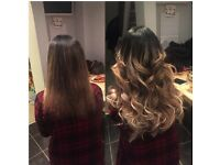Gorgeous Hair Extension. fully mobile. Same day APPTS can be available