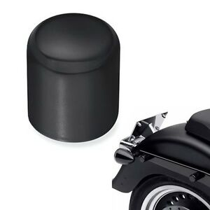 Dyna rear quick detach covers