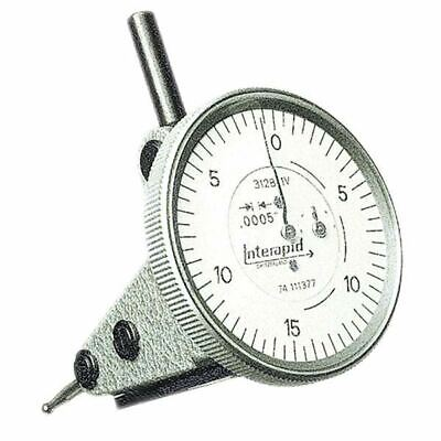 Interapid 312b-1v .060 0-15-0 1-12 Dial Vertical Dial Test Indicator