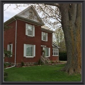 Ingersoll Country Family Home, 401 access for Commuters