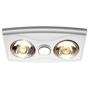 Heller Silver 3 in 1 Bathroom Exhaust Fan & Heater 12 month warranty Airport West Moonee Valley Preview