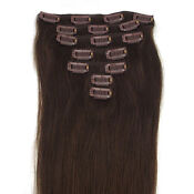 Clip in Hair Extensions 120 Grams