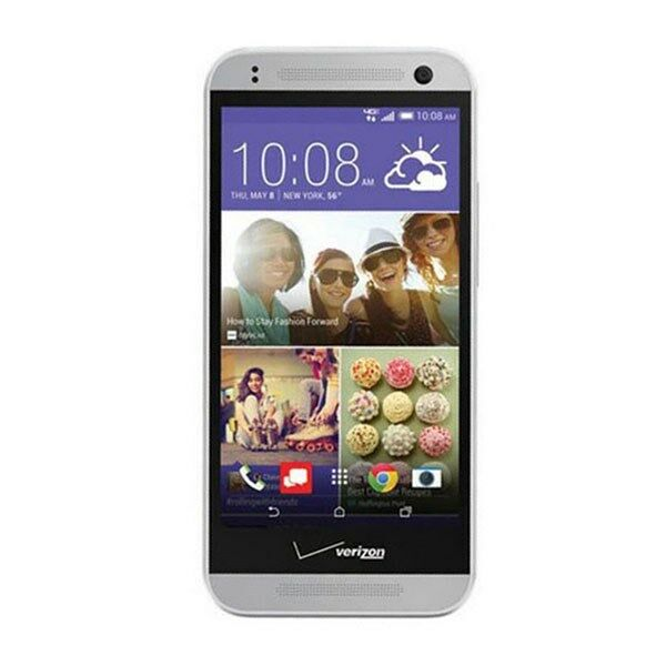 Htc One - HTC 6515 One Remix 16GB Verizon Wireless 4G LTE WiFi Android Silver Smartphone