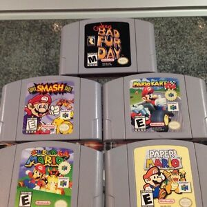 Retro video games and more