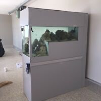 Drop off aquarium for sale