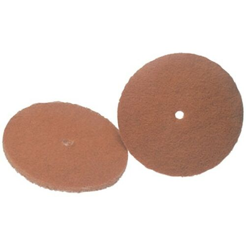 """KOBLENZ 45-0105-2 6"""" Cleaning Pads, 2 pk"""