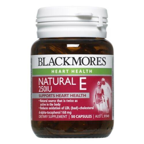 Blackmores-Natural-Vitamin-E-250Iu-Capsules-1353-50-NEW-Cincotta-Chemist