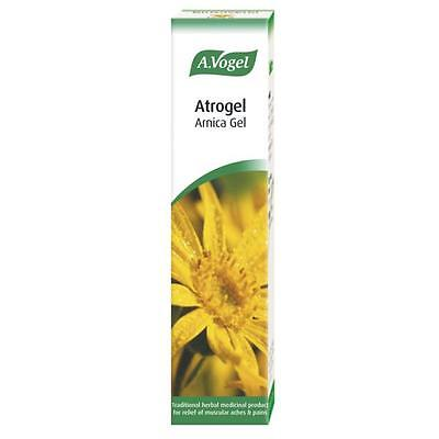 A Vogel Atrogel Arnica gel for pain relief in stiff muscles and joints 100ml
