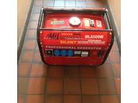 Brand new Mil Petrol Generator ML8500W for sale