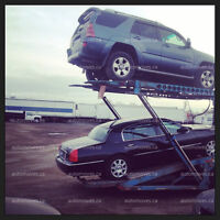 Edmonton Car Shipping - Auto Transport to and from Alberta