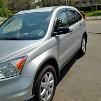 2010 Honda CR-V LX 4WD, CLEAN CARPROOF
