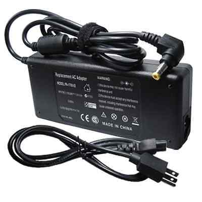 Lot 3 Ac Adapter Charger Cord For Fujitsu Lifebook/hp /to...