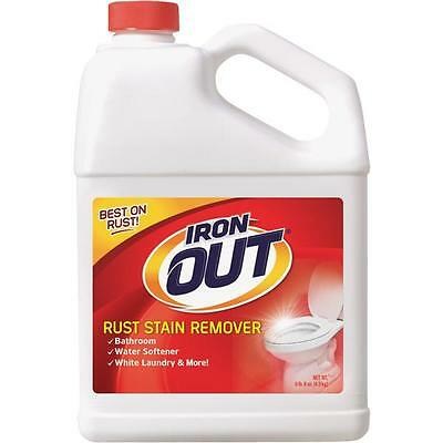 152 Oz Super Iron Out Best on Rust & Stain Remover 4pk Bathroom Softner