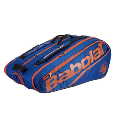 Babolat 2019 RH x12 Pure Roland Garros Tennis Bag Blue Racket Racquet 751180 for sale  Shipping to Canada
