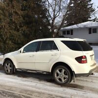 2006 Mercedes ML350 Low Kms All Wheel Drive