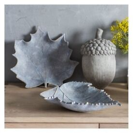 1 x Acorn Whitewash Grey Weathered by Gallery Direct