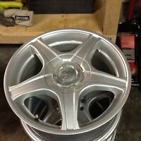 "Core Racing 15"" Rims"