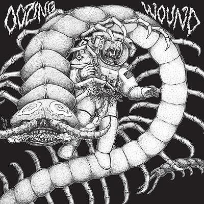 Oozing Wound - Retrash CD 2013 digi crossover thrash - Oozing Wound