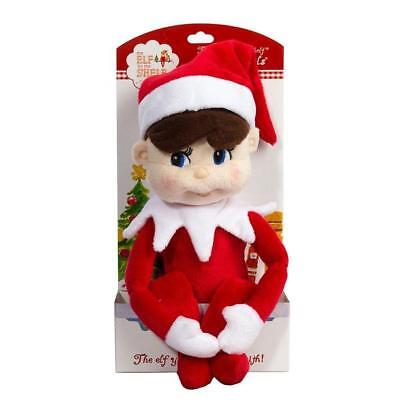 Elf on the Shelf®  Boy Plushee Pal - Santa's Store