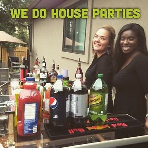 Mobile bartenders and bars for your business event. Regina Regina Area image 7