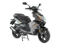 Lexmoto Diablo 125 125cc Sports Scooter Moped UK/IRE Delivery Low Rate Finance