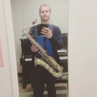 Saxophonist available