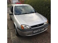 2001 Ford Fiesta Freestyle 1.25
