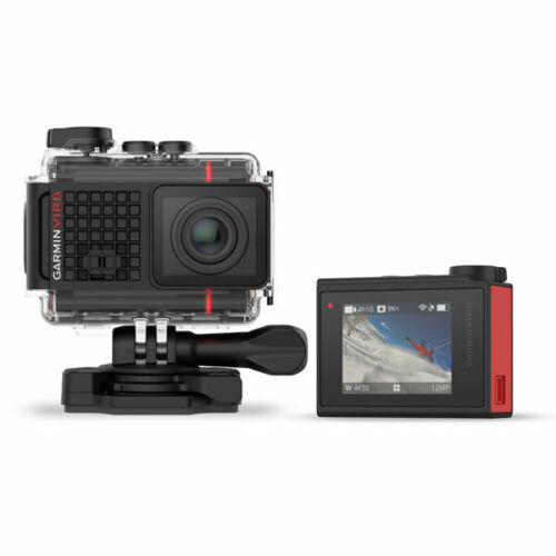 Garmin Virb Ultra 30 4K Action Camera 010-01529-03 w/ Voice Control/Data Overlay