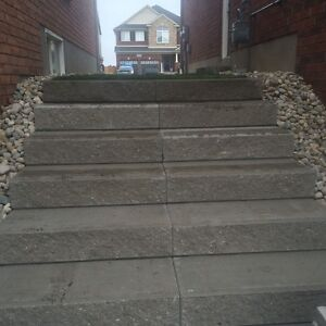 Handcrafted Interlocking Stone Projects By Camo Construction Cambridge Kitchener Area image 1