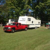 RV  Hauling ,Fifth wheel ,bumper pull boat & travel trailer