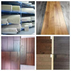 ** HARDWOOD FLOORING ENGINEERED HARDWOOD FLOORING GERMAN LAMINATE FLOORING VINYL CLICK FLOORING CARPET TILE BASEBOARD **