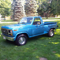 1984 Ford Other XL Pickup Truck