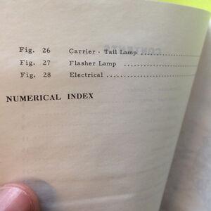 1976 Small Book Yamaha LB50C Parts List Regina Regina Area image 3