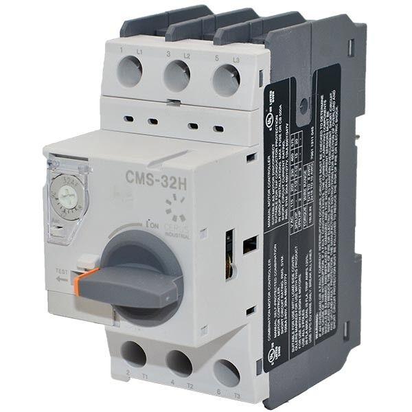 CMS-32H Cerus Industrial 26A 460V 15HP Manual Motor Starter  --SA