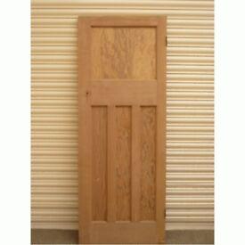 1930s wooden internal door