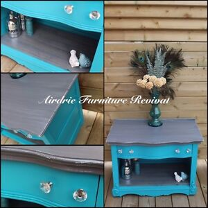 Antique cabinet or accent table