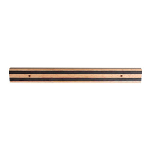 "TW - WDGB018 - 18"" MAGNETIC BAR, WOODEN BASE (LOT OF 24 EA)"