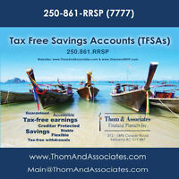Tax Free Savings Accounts …another piece of the puzzle