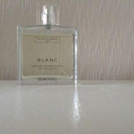 White company Blanc perfume 100ml