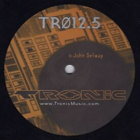 Christian Smith / John Selway – Tronic 12.5 - Tribal, Techno, Minimal 12''