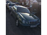 MERCEDES CLK 320 v6 - OFFERS OR SWAP FOR BMW