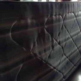 Double orthopaedic mattress