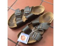 Men's Birkenstocks, Arizona, size 41