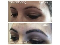 Microblading, Eyelash extensions, Russian volume 3D-9D eyelash extensions