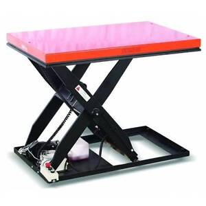 Electric Powered Platform Scissor lift Table 2000Kg Perth West Perth Perth City Area Preview