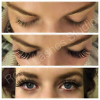 Professional Eyelash and Eyebrow Extensions!