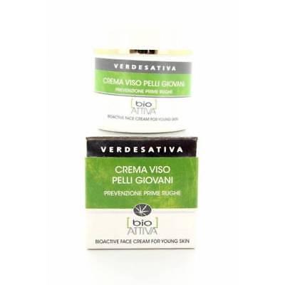 Aktive Haut-creme (Gesichtscreme Bioaktive Haut Giovani Ml 50 - Verdesativa)