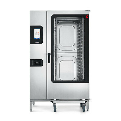 Convotherm C4ET20.20EB Full Roll-In Electric Combi Oven with Easy Touch Controls